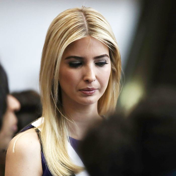 Dictionary Twitter Shades Ivanka Trump For Complicit Comment