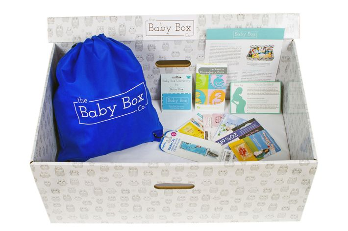 Alabama giving away 60K 'baby boxes' to new parents