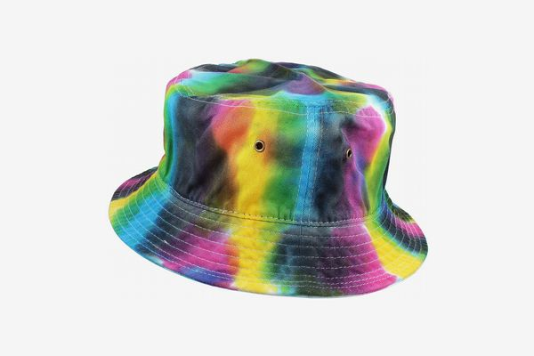 Gelante 100% Cotton Packable Fishing Hunting Sunmmer Travel Bucket Cap Hat