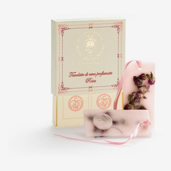 Santa Maria Novella Rosa Scented Wax Tablets