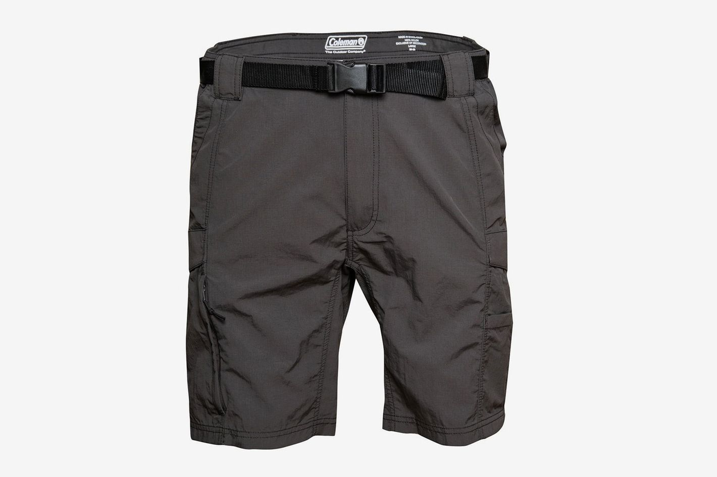 Coleman Men's Hiking Cargo Shorts With Belt