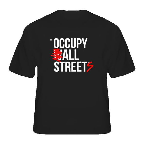 <b>Controversy:</b> In late 2011, Hova put this $22 shirt for sale through his Rocawear website. Many assumed proceeds were going to Occupy Wall Street. That was never the plan.  <b>Resolution:</b> Jay-Z is still rich.