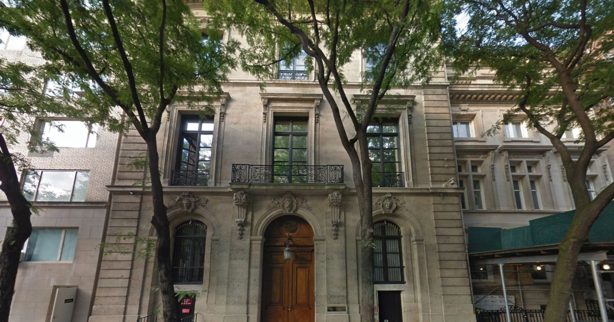 Inside Jeffrey Epstein S East 71st Street Townhouse In Nyc