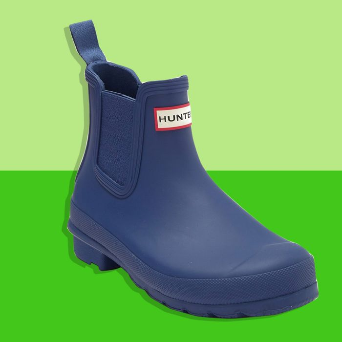 Hunter Original Chelsea Rain Boots on