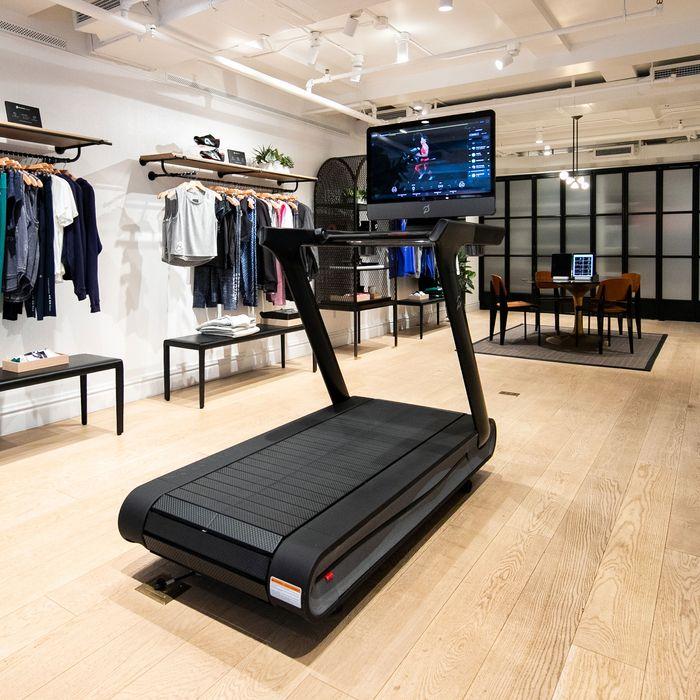 Peloton's Tread Plus treadmill.