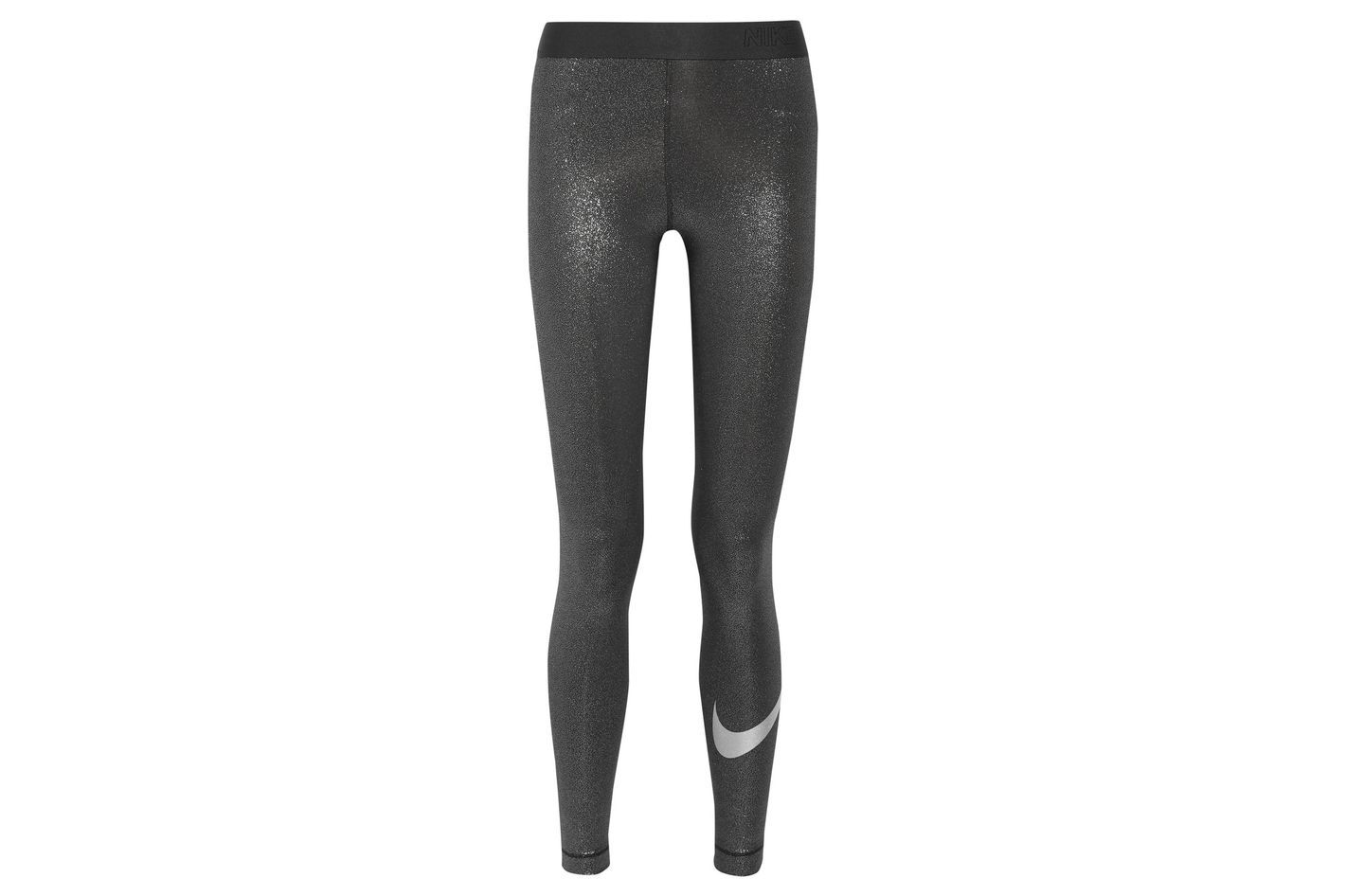 Nike Sparkle Pro Cool Dri-FIT stretch-lamé leggings