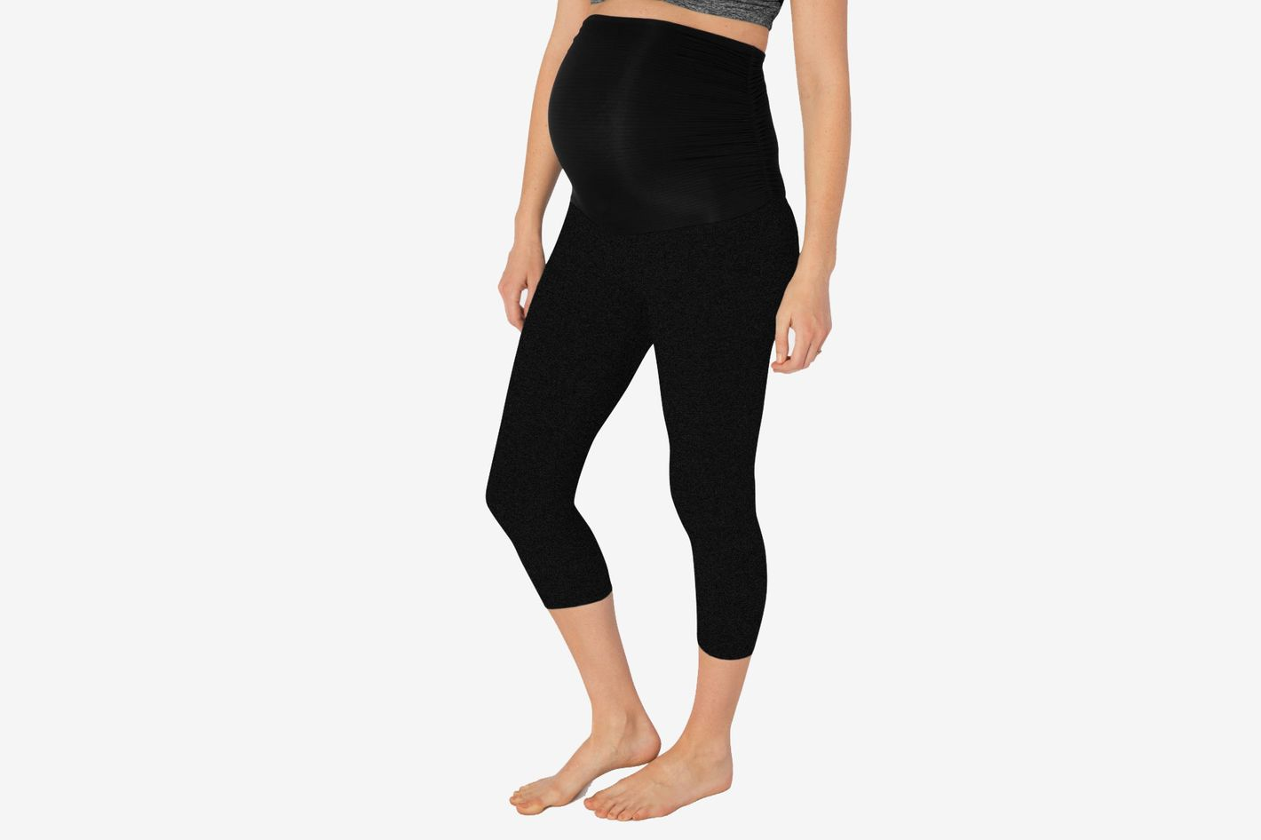 f80ae04b06dff Beyond Yoga Hug the Belly Capri Leggings