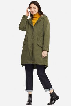 Uniqlo Women's Mods Coat