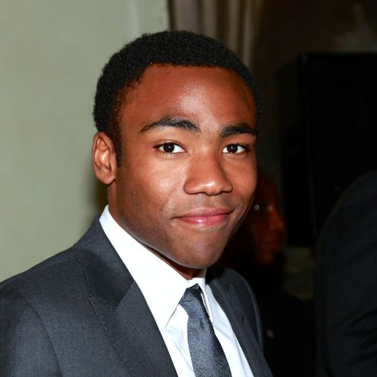 Comedian Donald Glover attends the UJA-Federation's Music Visionary of the Year Award luncheon at The Pierre Hotel on July 12, 2012 in New York City.