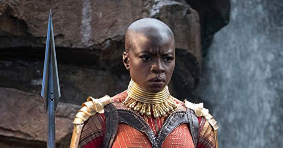 Image result for okoye black panther