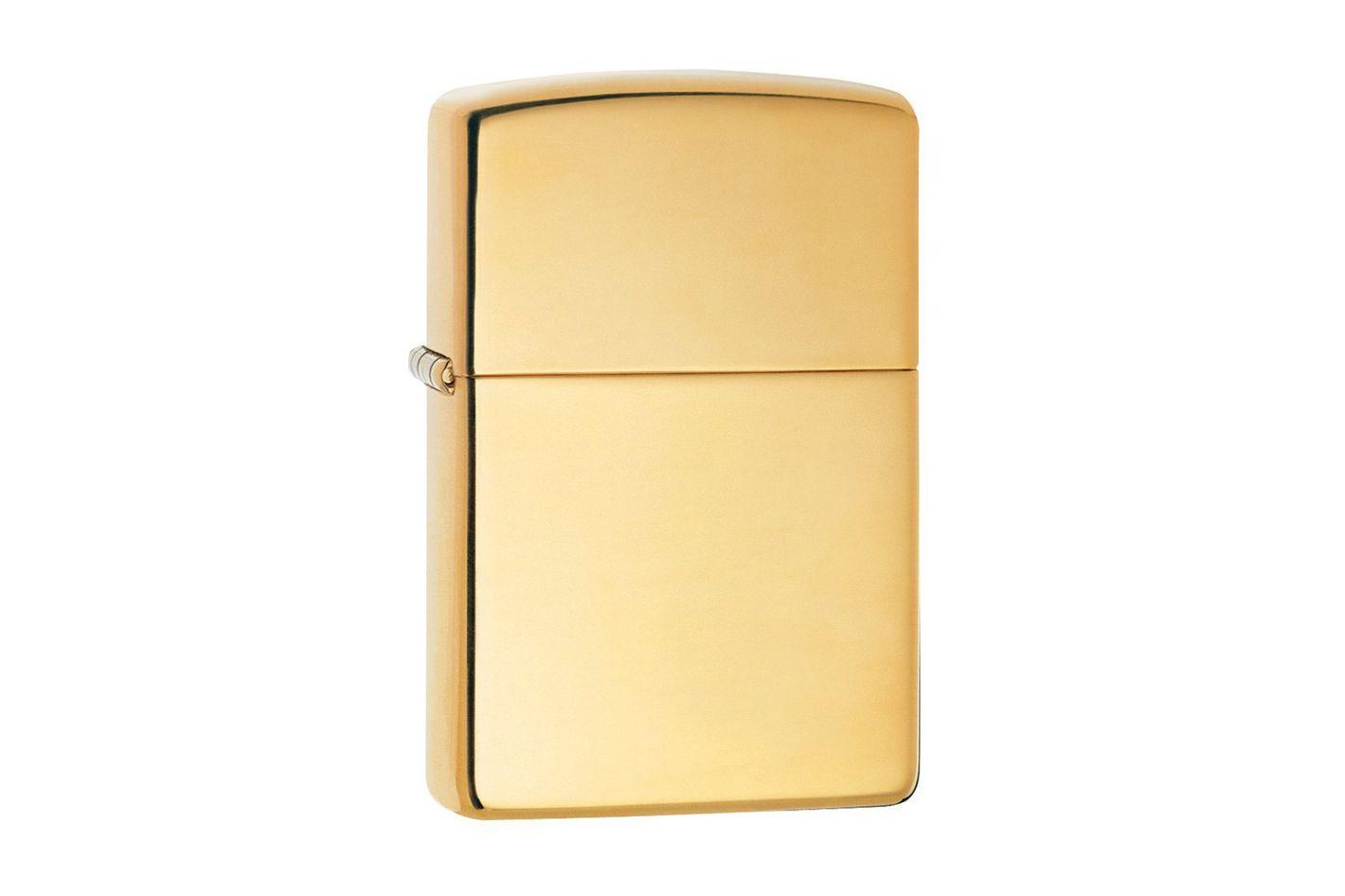 Zippo Brass Lighter