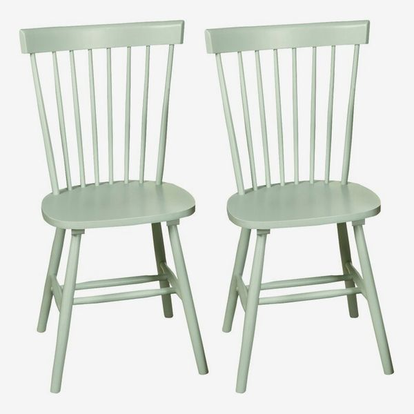 Roudebush Solid Wood Dining Chair (Set of 2)