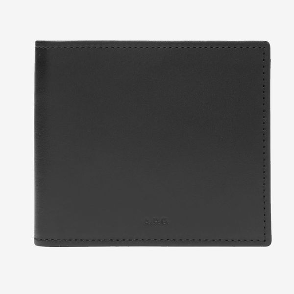 A.P.C. Ally Leather Billfold Wallet