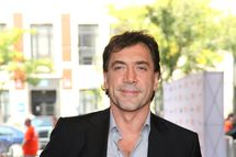 "Actor/ Producer Javier Bardem attends the ""Sons Of The Clouds: The Last Colony"" premiere during the 2012 Toronto International Film Festival at the Ryerson Theatre on September 13, 2012 in Toronto, Canada."