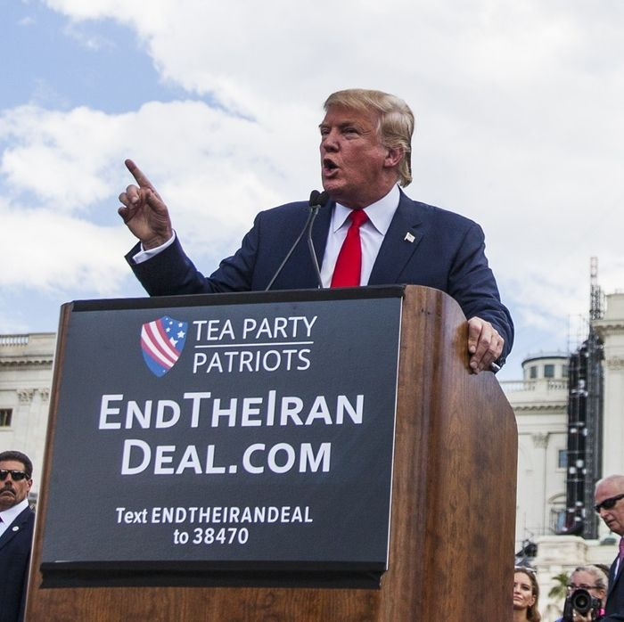 What Congress Can Do After Trump Decertifies The Iran Deal