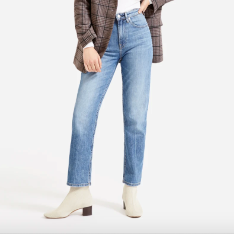 Everlane Super-Straight Jean