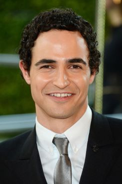 Designer Zac Posen attends the 2014 CFDA fashion awards at Alice Tully Hall, Lincoln Center on June 2, 2014 in New York City.