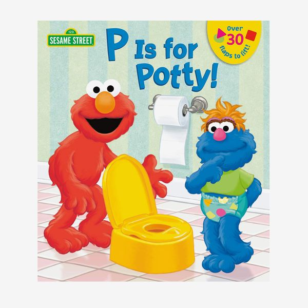 """""""P Is for Potty!"""" by Lena Cooper"""