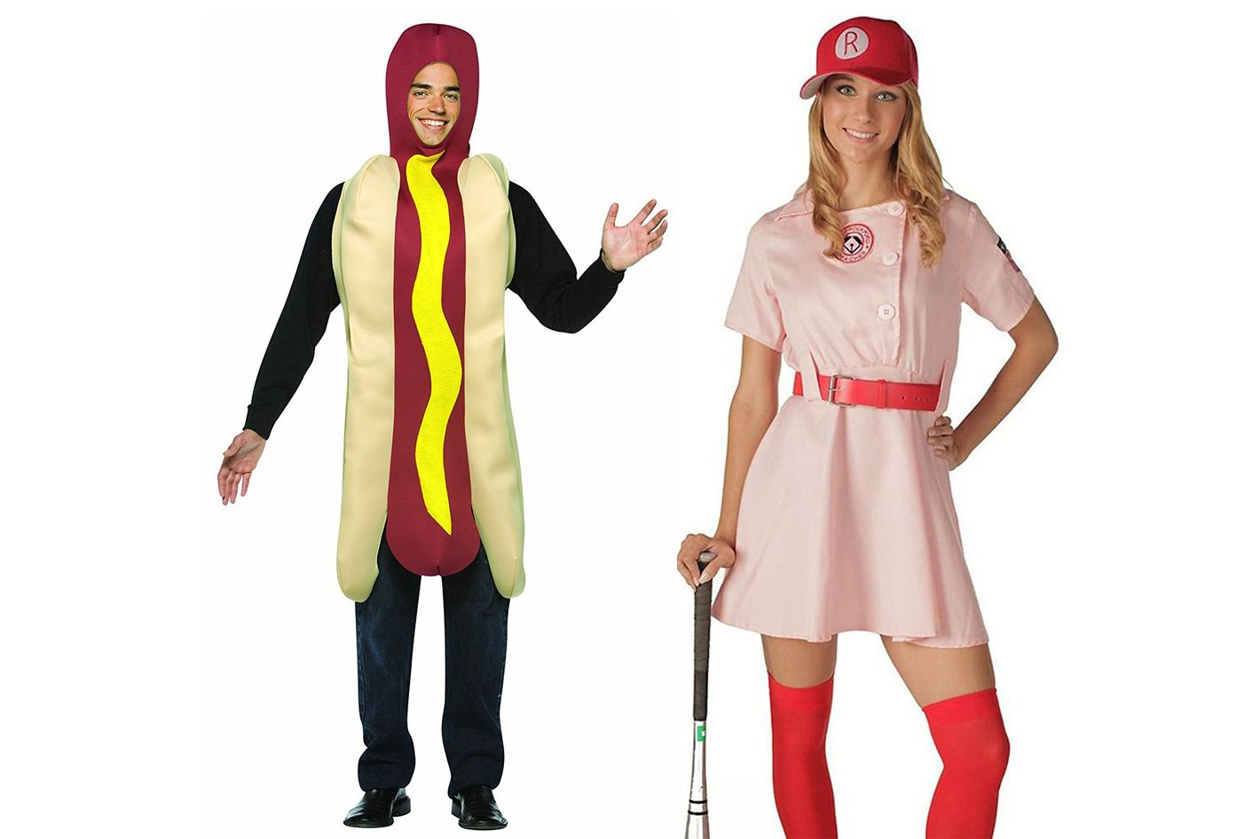 Rasta Imposta Lightweight Hot Dog Costume  sc 1 st  NYMag : halloween ball costumes  - Germanpascual.Com
