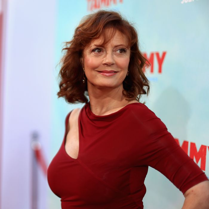 Susan Sarandon. Photo: Christopher Polk/Getty Images