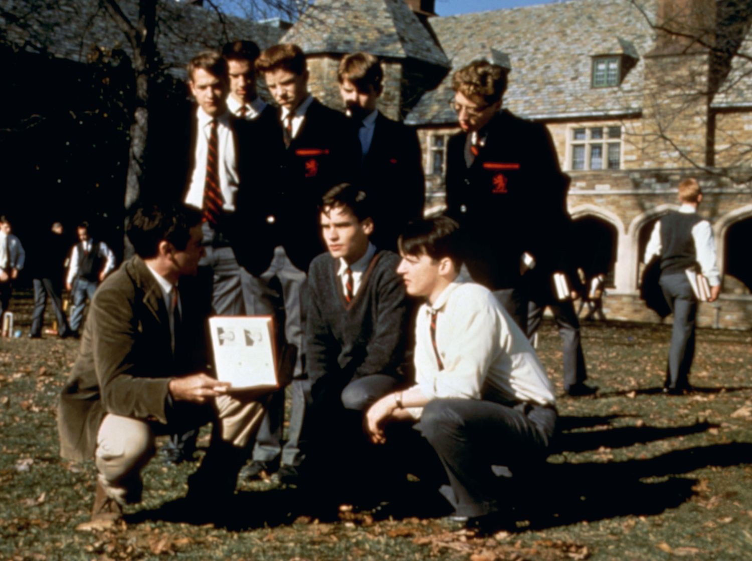 Dead poets society theme essays