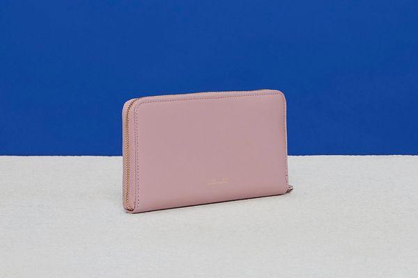 Diane von Furstenberg Zip-Around Wallet