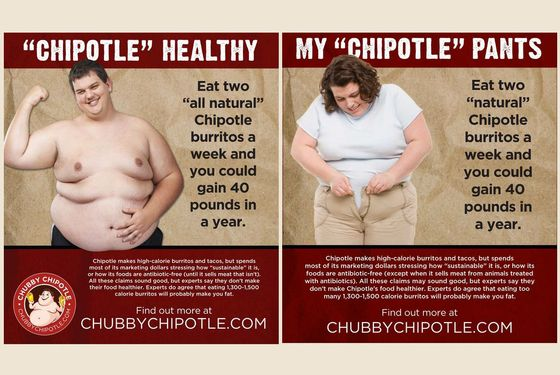 This Right-Wing Group Is Fat-Shaming Chipotle