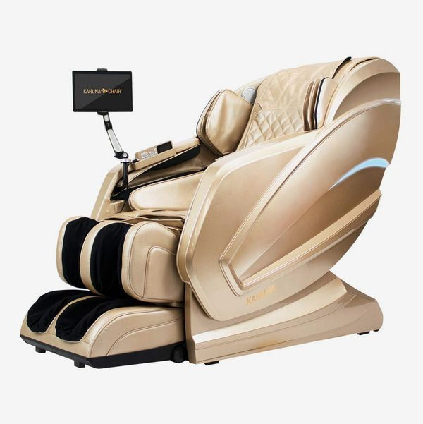 Exquisite Rhythmic HSL-Track Kahuna Massage Chair, HM-Kappa (Gold)