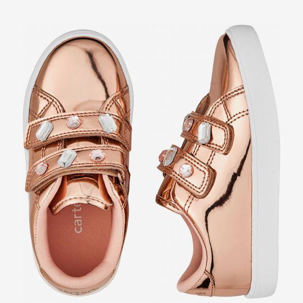 Carter's Metallic Casual Sneakers