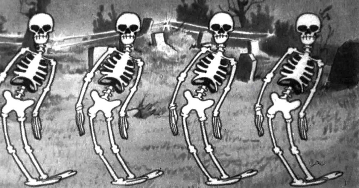 How 'Spooky Scary Skeletons' Became the Web's Halloween Song