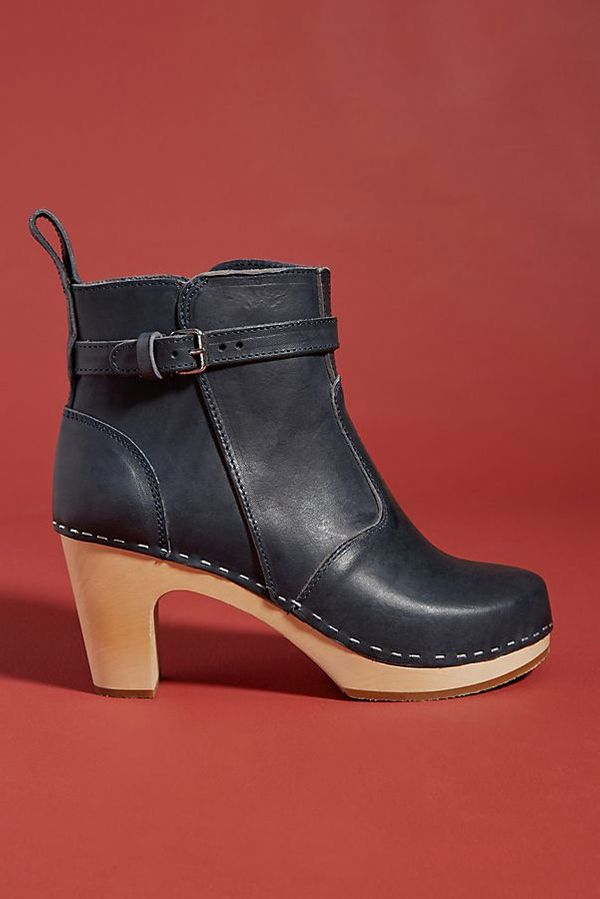 Swedish Hasbeens Jodhpur Boots