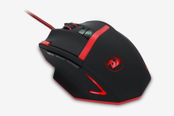 Redragon M801 Mammoth 16400 DPI Programmable Laser Gaming Mouse