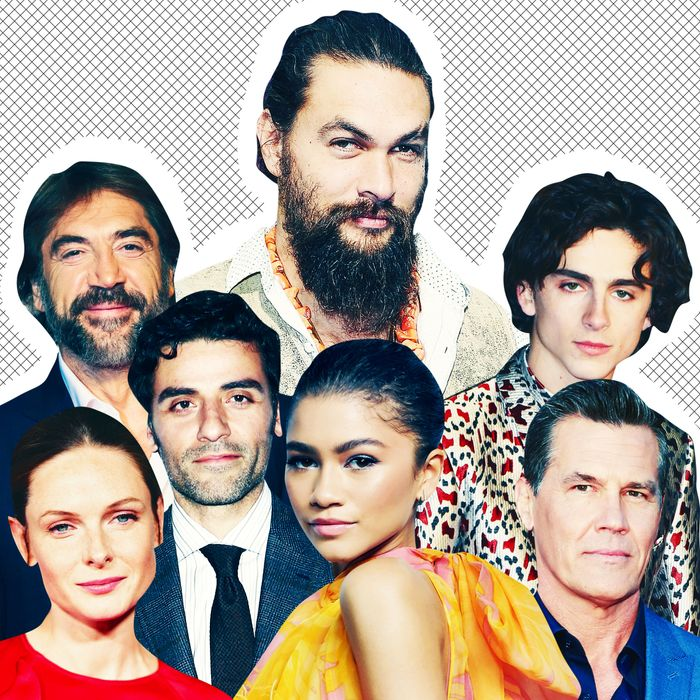 Actors attached to the Dune reboot.