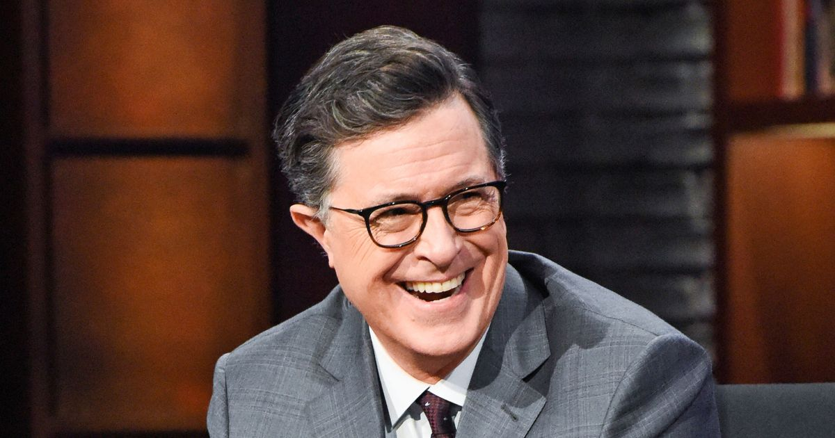 Colbert Just Did Something the Late Show Hasn't Done in 25 Years