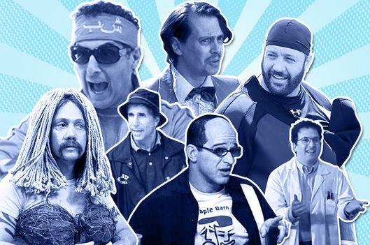 Adam Sandler Chris Rock Movies List