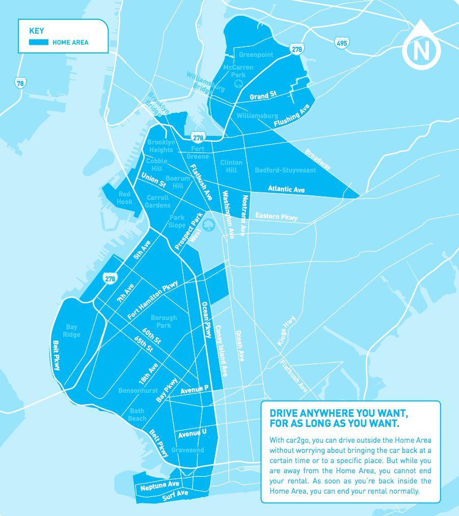 Can Car2go Transform New York Into A City Of Drivers