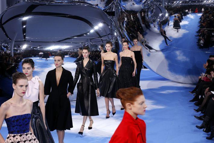 Dior fall 2013.