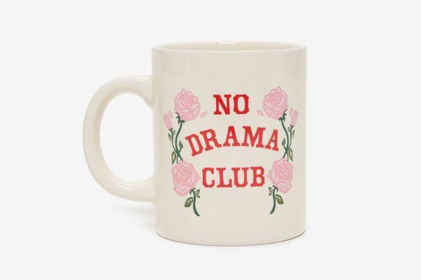 Ban.do No Drama Club Hot Stuff Ceramic Mug