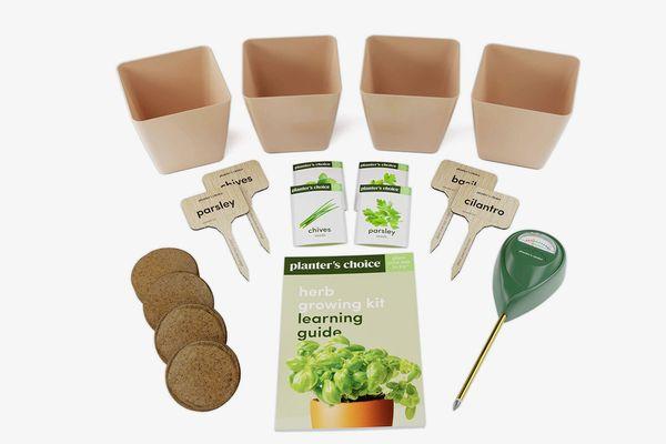 Planter's Choice Herb Garden Growing Kit