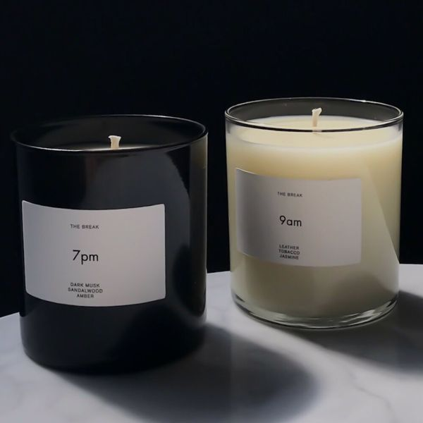 The Break Day to Night Candle Duo