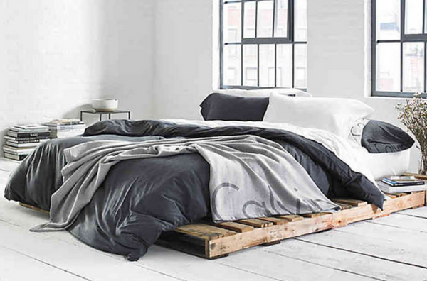 Calvin Klein Modern Cotton Body Solid Duvet Cover