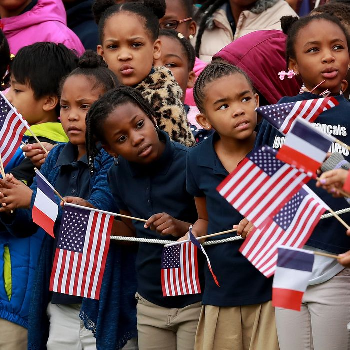 America Will Only Remain 'Majority White' If Blacks Remain an Underclass