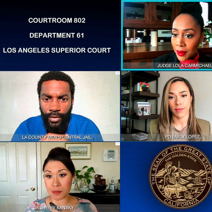 The (virtual) court is in session.