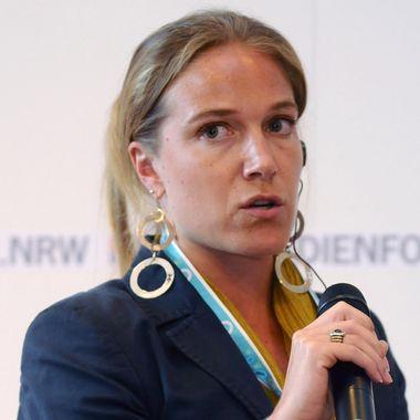 Arwa Damon, video correspondent of CNN