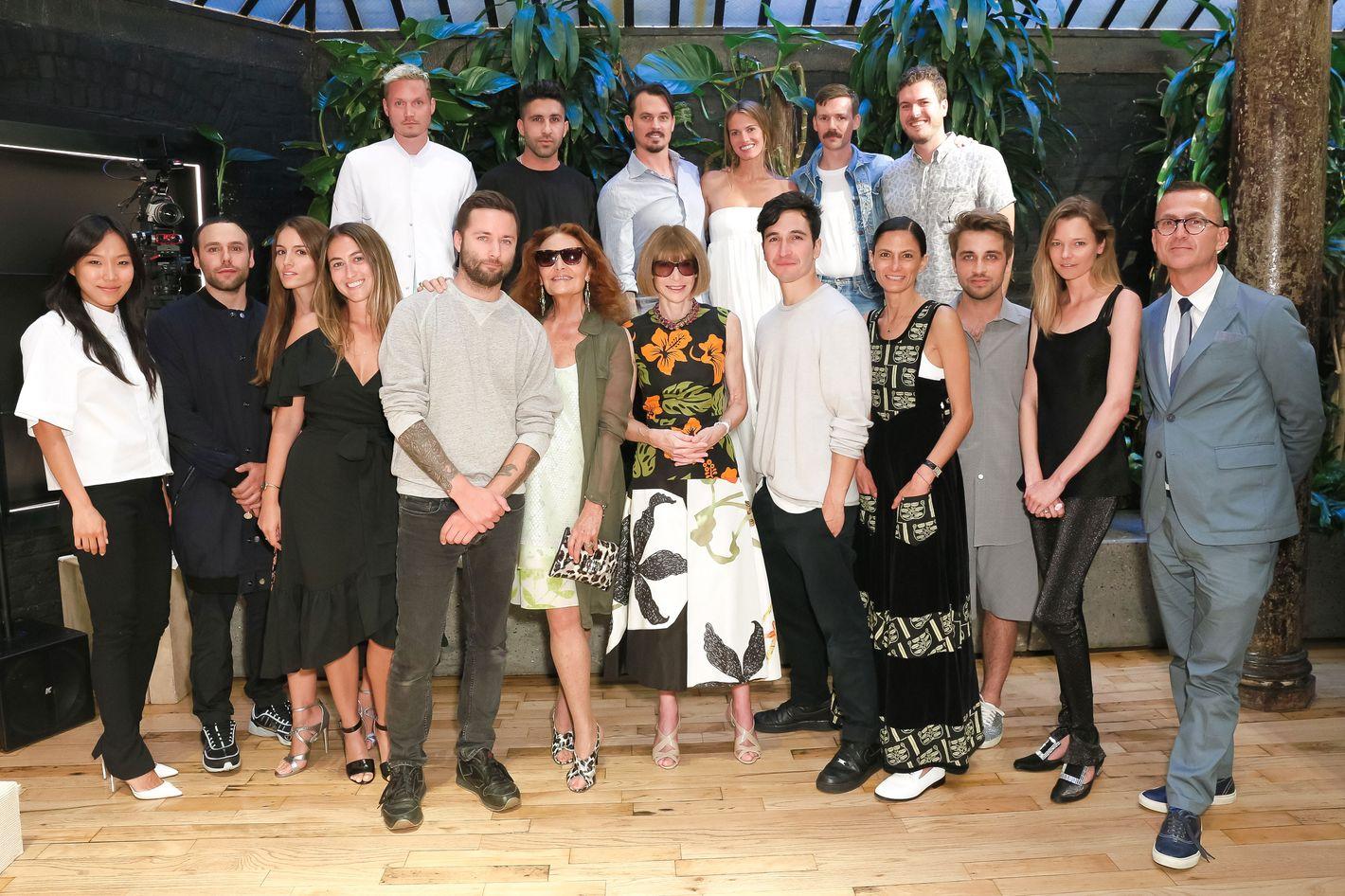 Watch the fashion fund 93