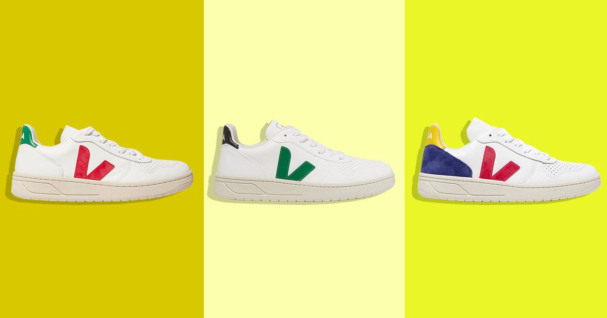 The Veja Sneakers Our Whole Staff Owns Are 25 Percent Off