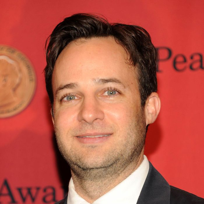 Writer Danny Strong attends 72nd Annual George Foster Peabody Awards at The Waldorf=Astoria on May 20, 2013 in New York City.