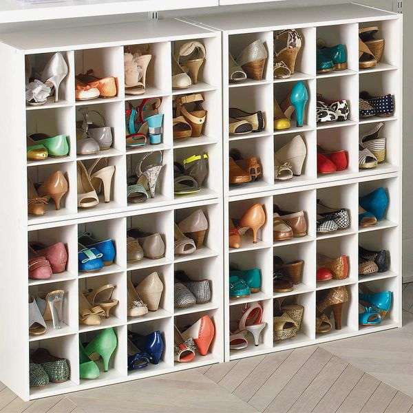 The Container Store 12-Pair Shoe Organizer