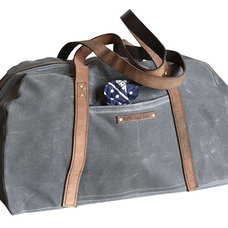 Peg & Awl Journey Bag