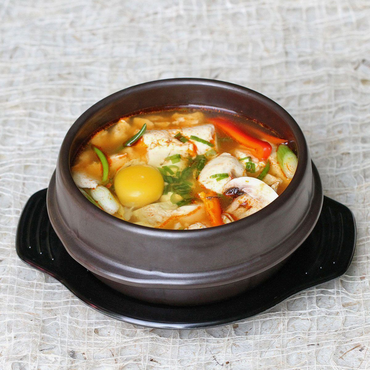 Crazy Korean Cooking Korean Stone Bowl